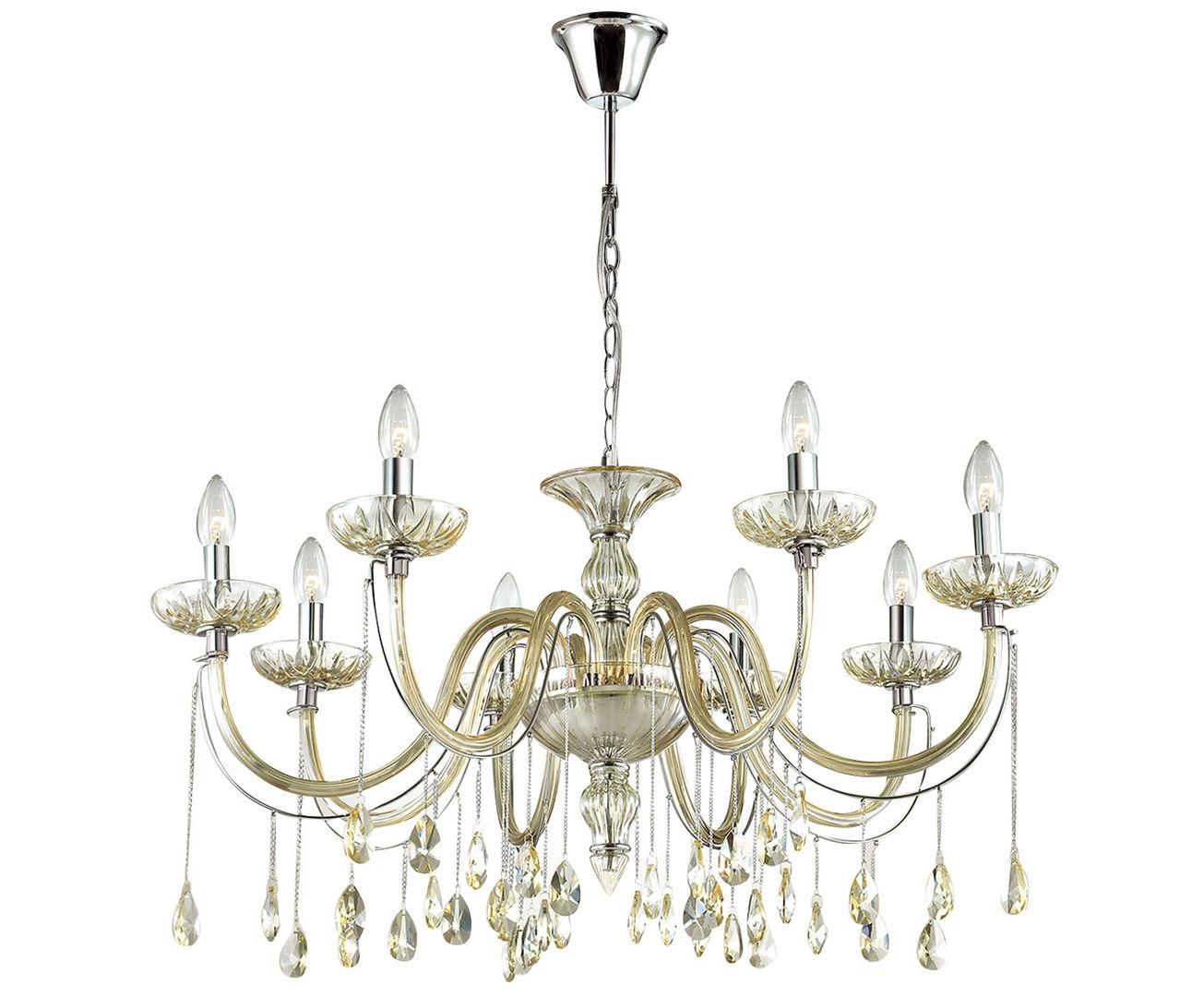 Люстра, Odeon Light, 22 550 руб., (800) 333-3699