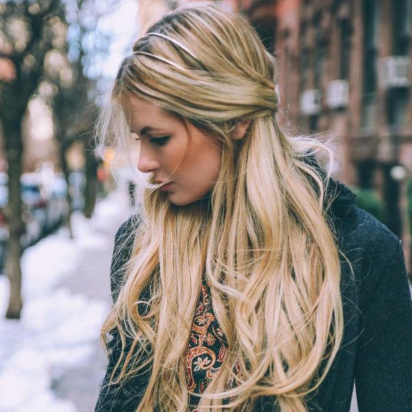 Блондинку свету из екатеринбурга